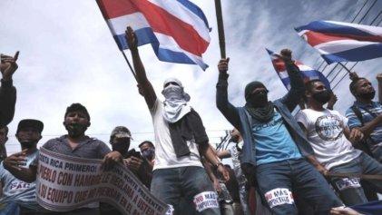 Tesis sobre la situación política nacional en Costa Rica