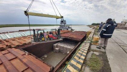 Puerto Villa Constitución: la salida es la unidad de los trabajadores