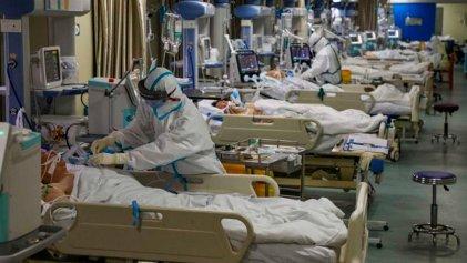 Ola de frío, rebrote y recortes hacen colapsar los hospitales en el Estado español