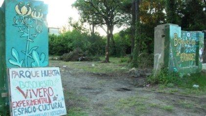 """La Plata: activistas del """"Bosquecito"""" denuncian hostigamiento y persecución"""