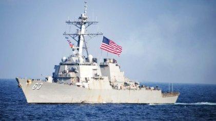 Biden aumenta las tensiones militares con China en el estrecho de Taiwán