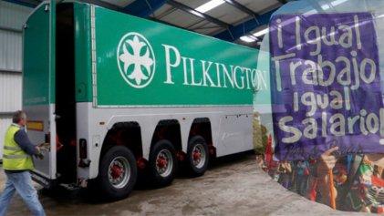 Pilkington incorpora mujeres a su producción con 60% menos del salario
