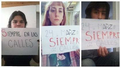 Estudiantes de psicología llamamos a copar las calles este 24M