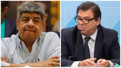 Dura crítica de Pablo Moyano a Claudio Moroni por defender a Walmart y Garbarino