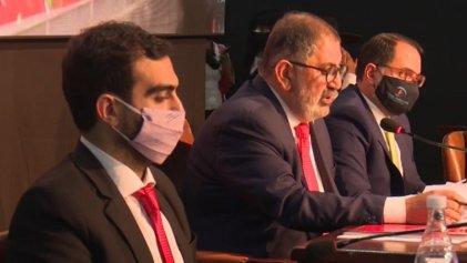 Discurso del Intendente de la capital jujeña: una vuelta a las viejas promesas