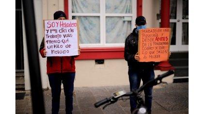 ¿Qué va a pasar con los trabajadores de gastronomía y comercio de La Plata?