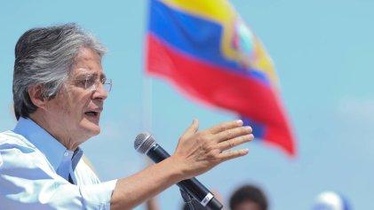 El banquero Guillermo Lasso gana la elección presidencial en Ecuador
