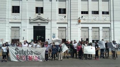 Paro de 96 horas: Suteba Ensenada convoca acciones junto a la comunidad