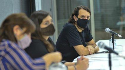 Se debate conectividad libre y gratuita para la comunidad educativa por iniciativa del Frente de Izquierda