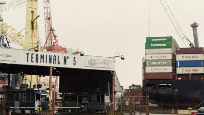 """""""Los puertos son la puerta económica del país"""""""