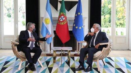 Alberto Fernández en Europa: hablándole al FMI con el corazón