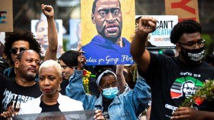 Marchas y homenajes en EE. UU. por el aniversario del asesinato de George Floyd