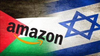 Trabajadores de Amazon se solidarizan con el pueblo palestino