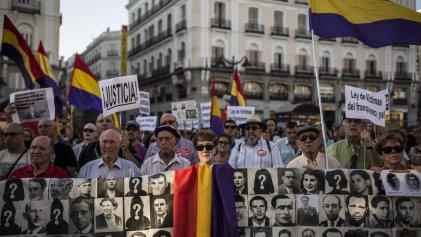 """La nueva """"ley de Memoria"""" mantiene la impunidad de los crímenes del franquismo"""
