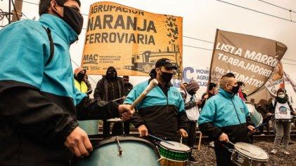 La lista Verde, una vez más contra los ferroviarios tercerizados