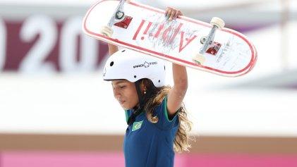 Diputado brasileño aprovecha la medalla de plata de Rayssa Leal para defender el trabajo infantil