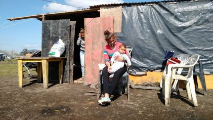 Pobres y sin vivienda: la vida de las jefas de hogar