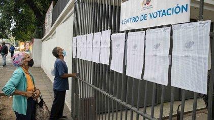 Venezuela: las primarias del PSUV y la descomposición de un partido de Gobierno