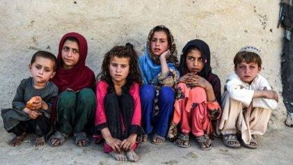 Afganistán: la crisis social y humanitaria en cifras