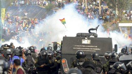 Torturas, ejecuciones y masacres fueron parte del golpe en Bolivia