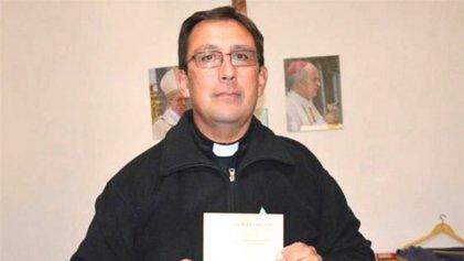 La Justicia entrerriana anuló la condena al cura abusador Marcelino Moya