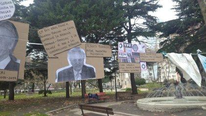 """""""El 24 vamos a manifestarnos, a hacer una gran movilización los marplatenses, en contra de la instalación de las plataformas petroleras"""""""