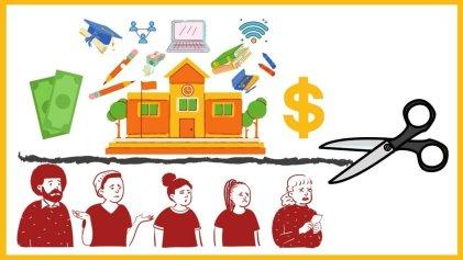 Universidad: plata para el FMI, ajuste en educación