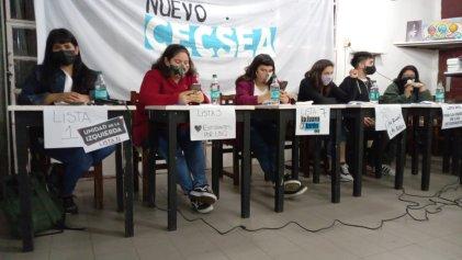 UNQ: debate de candidates a presidente del CECSEA
