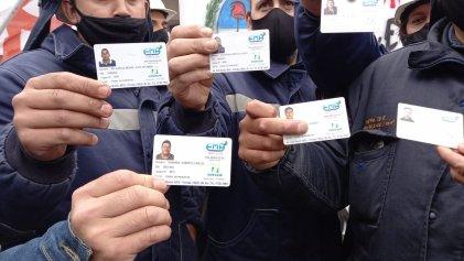"""Trabajador de EMA: """"Fernández dice que gobernar es dar trabajo, nosotros queremos nuestro puesto"""""""