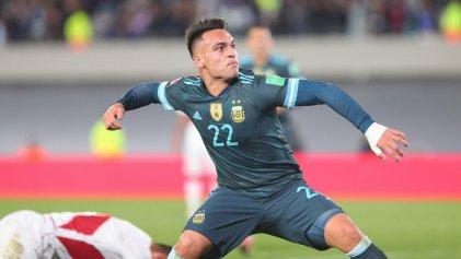 Argentina le ganó a Perú en el Monumental y puso un pie en Qatar
