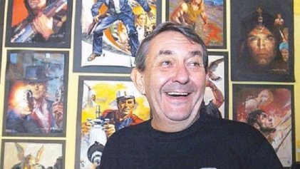 Murió Robin Wood, guionista de Nippur, Dago, Pepe Sánchez y muchas historietas más