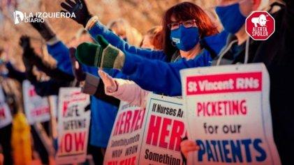 [Entrevista] Oleada de huelgas en Estados Unidos