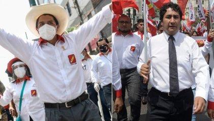 Las disputas entre Pedro Castillo y Vladimir Cerrón de Perú Libre