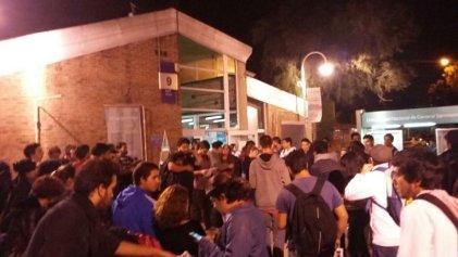 Asambleas en las Universidades de Lujan y General Sarmiento votan a favor del boleto educativo