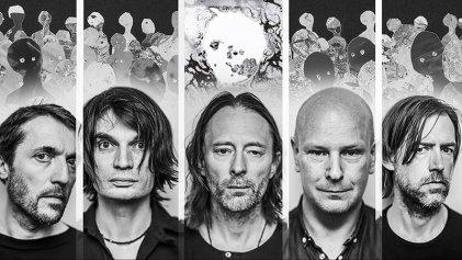 Una piscina en forma de luna, nuevo disco de Radiohead