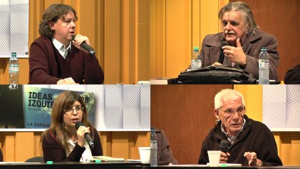 [VIDEOS] Charla completa Intelectuales y política en la era Macri