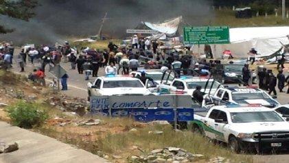 Repudiamos la represión a maestras y maestros en Chiapas: ¡Es momento de la solidaridad activa!