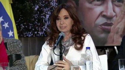 Declaraciones políticas de Cristina Kirchner en homenaje a Hugo Chávez