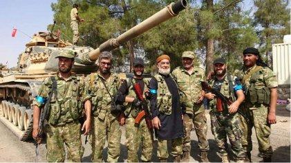 Turquía lanza operación terrestre en Siria