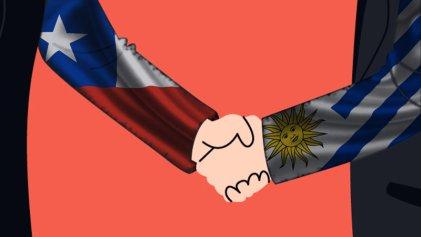 Chile y Uruguay firmarán un tratado de libre comercio