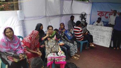 Los peligros de la clase trabajadora de Bangladesh: muertes e incendios recurrentes