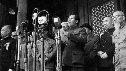 La fundación de la República Popular China