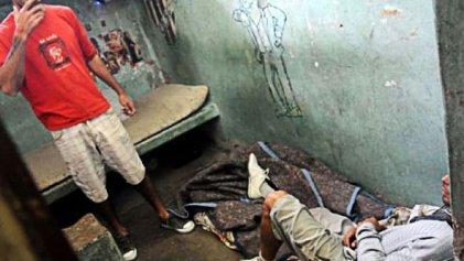 El hambre en la cárcel tiene un imputado: el Estado