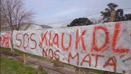 La Matanza: Susana Aranda lleva 16 días de huelga de hambre frente a la Municipalidad