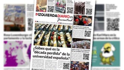 Nace Izquierda Diario Juventud, de internet al papel en los institutos y facultades