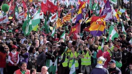 Hay que generalizar la lucha en las calles contra el gobierno, los recortes y la represión