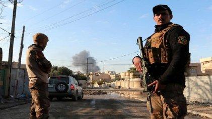 """Según el Pentágono, el Estado Islámico tiene """"los días contados"""" en el este de Mosul"""