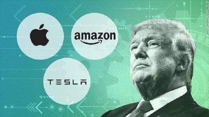 Demagogia empresarial: tecnológicas y multinacionales rechazan decreto de Trump
