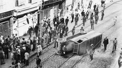 El impacto de la Revolución rusa en el movimiento obrero español