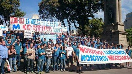 Despidos en subcontrata de Telefónica en Sevilla